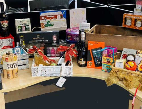 Christmas 2020 Charity raffle to benefit local schools